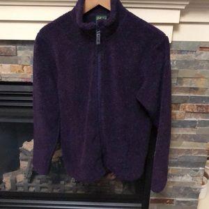 Cabela's warm medium fuzzy sweater women's
